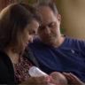 Le couple brésilien a reçu le passeport pour leur bébé