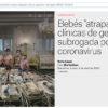 Les bébés sont «coincés» dans les cliniques de gpa à cause de coronavirus