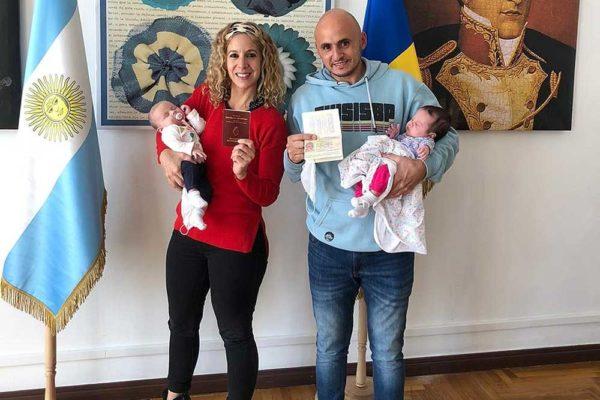 Le couple marié de Santa-Rosa étant venu chercher ses enfants est coincé en Ukraine